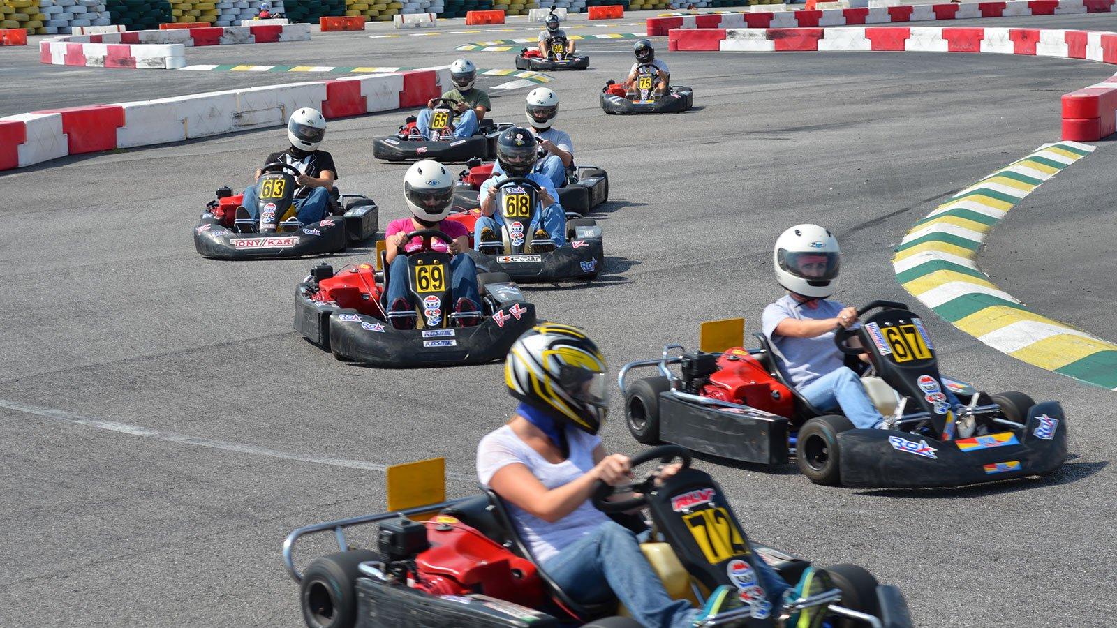 the fastest go karts orlando fl best fun racing track