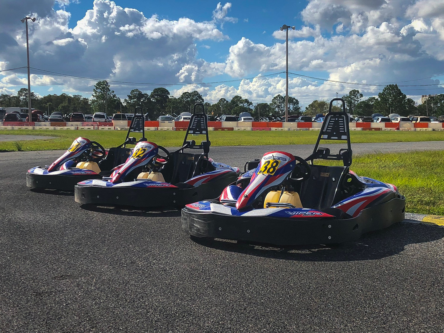 The Fastest Go Karts Orlando FL - Best Fun Racing Track